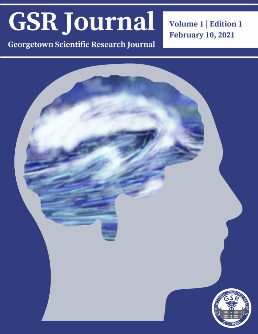 Inaugural Issue Cover Design